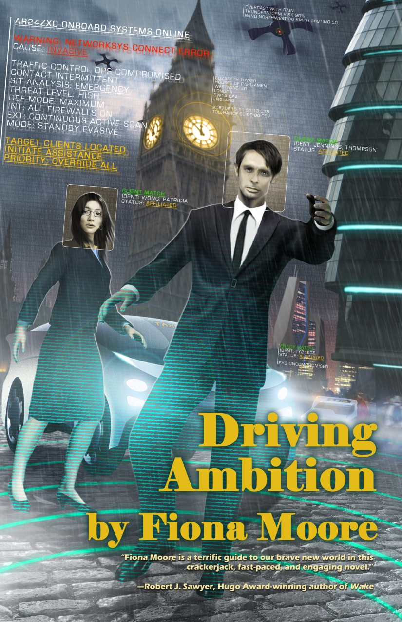 Driving Ambition on Kobo and Kindle